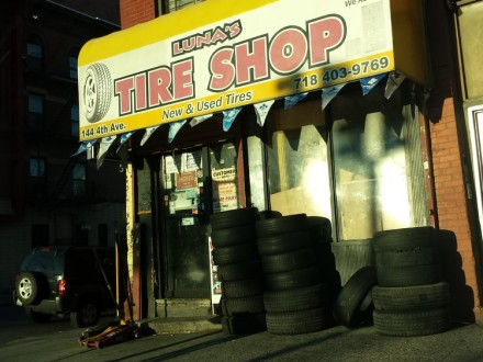 Tire Shop Open 24 Hours