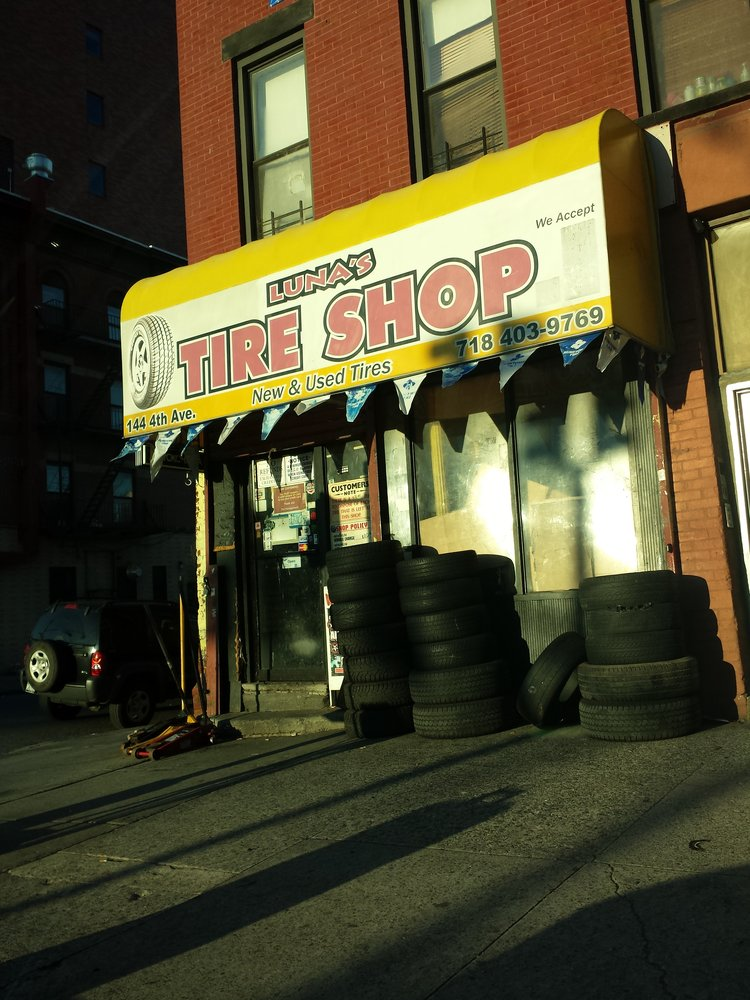 Luna Tire Shop Brooklyn, New York NY