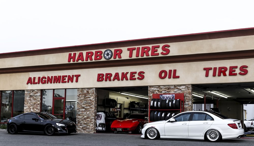 Tire Shops Near Me Open On Sunday >> McMahan Tire Service in Anaheim Carlifornia