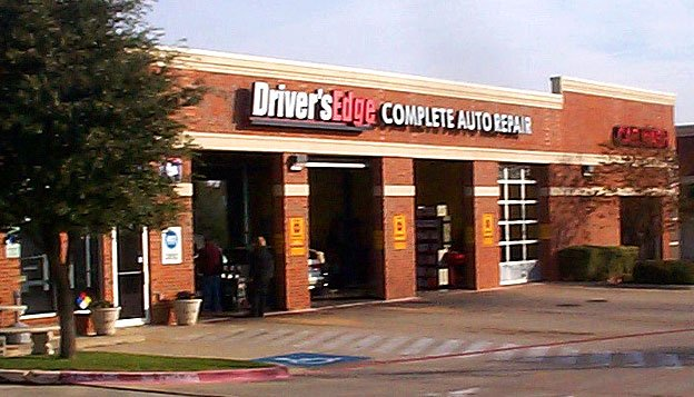 Driver Edge Grapevine TX Tire Shop