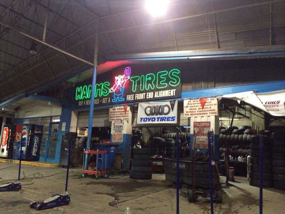 Hamm Tire Dallas TX 505 S Carroll Ave 75223