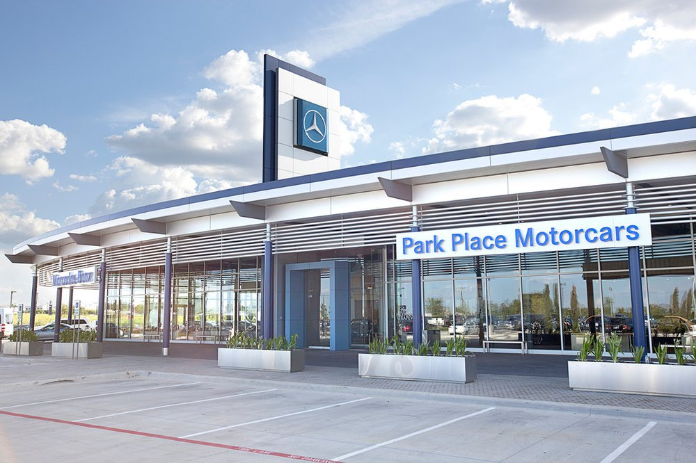 Park Place Motorcars Grapevine TX Tire Shop