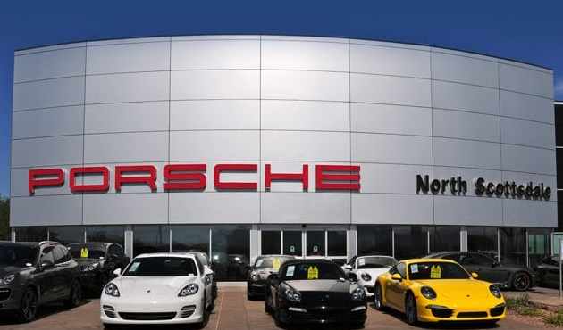 Porsche North Scottsdale Auto Repair Phoenix AZ Arizona
