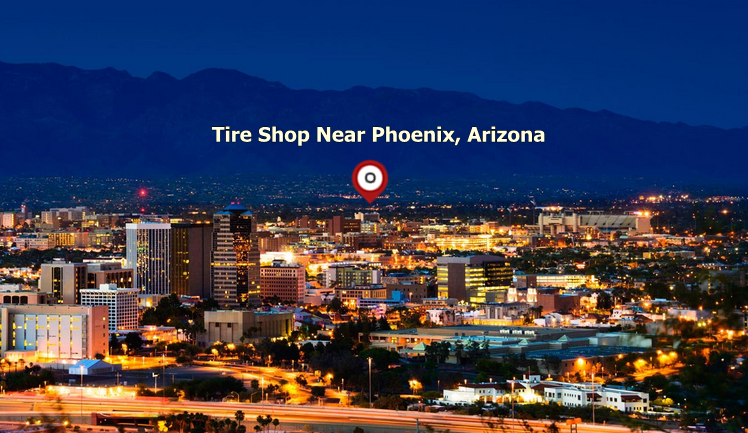 Sears Auto Center Tires Phoenix AZ Arizona